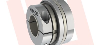 Sicherheitskupplung für indirekte Antriebe FHW-F HACO Safety coupling for indirect drives FHW-F