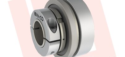 Sicherheitskupplung für indirekte Antriebe FHW-H HACO Safety coupling for indirect drives FHW-H